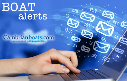 Sign up for boat alerts