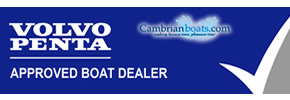 Volvo Penta approved boat dealer.