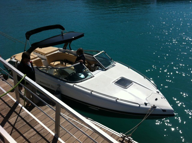 Sent in by Morgan Richards - I love this boat!