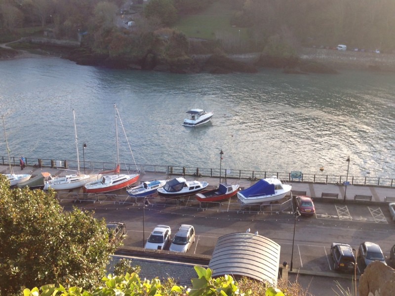 Sent in by Mark Davies - Carpe Vinum In Ilfracombe