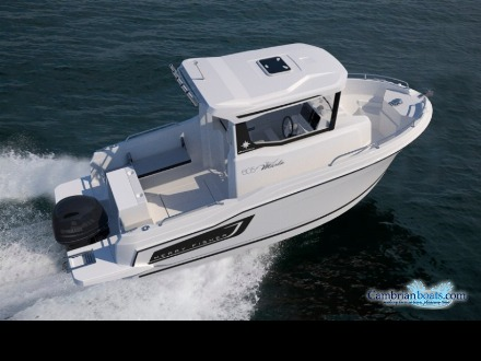 Jeanneau Merry Fisher range of boats from Cambrian Boats