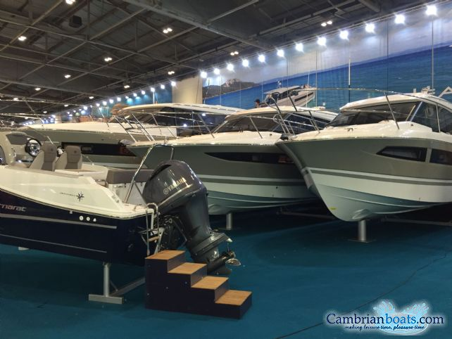 London Boat Show starting soon